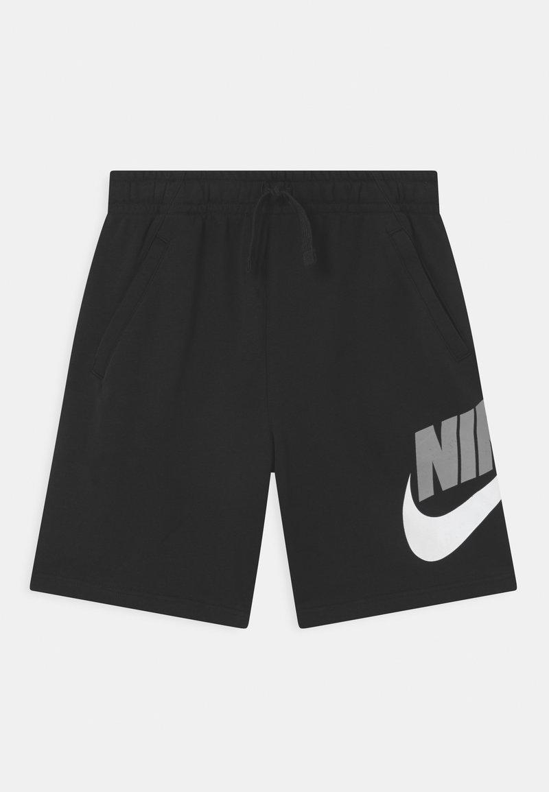 Nike Sportswear - PLUS CLUB - Pantalones deportivos - black