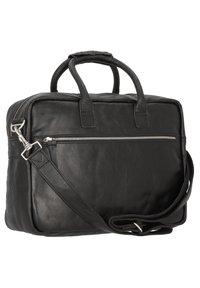 Cowboysbag - THE COLLEGE - Briefcase - black - 1