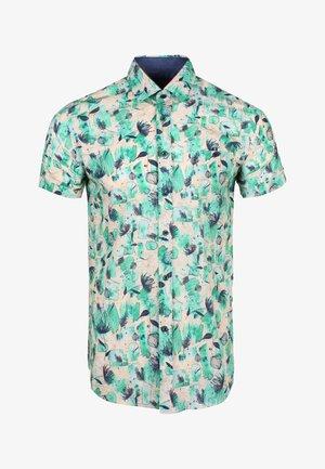 Shirt - apple green