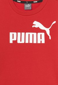 Puma - LOGO SUIT SET UNISEX - Chándal - high risk red - 3