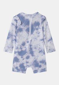 GAP - TIE DYE - Swimsuit - blue - 1