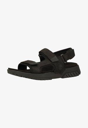 Walking sandals - black 0151