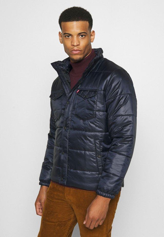 MODERN WESTERN PUFFER - Light jacket - nightwatch blue