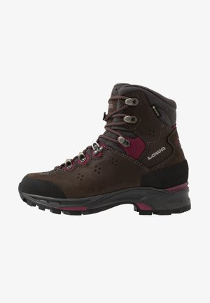 LAVENA II GTX     - Hiking shoes - schiefer/beere