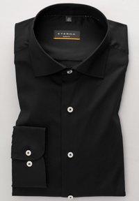 Eterna - SLIM FIT - Formal shirt - schwarz - 4