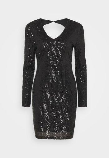 JDYMIMO DRESS - Koktejlové šaty/ šaty na párty - black