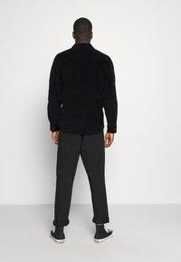 Dickies - FORT POLK CORD - Shirt - black - 2
