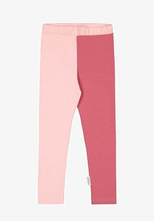 2-COLOR - Leggings - Trousers - romance pink/cherry bomb