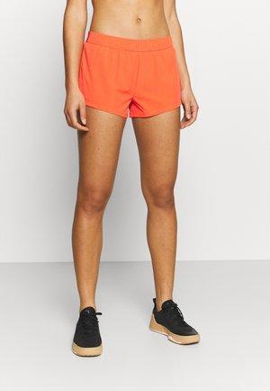 SHORT - Sports shorts - safari rose