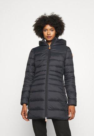 GIGA RAVEN - Winter coat - grey black