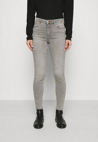 Marks & Spencer London - IVY SKINNY - Jeans Skinny Fit - grey denim - 0
