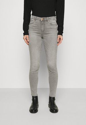 IVY SKINNY - Jeans Skinny Fit - grey denim