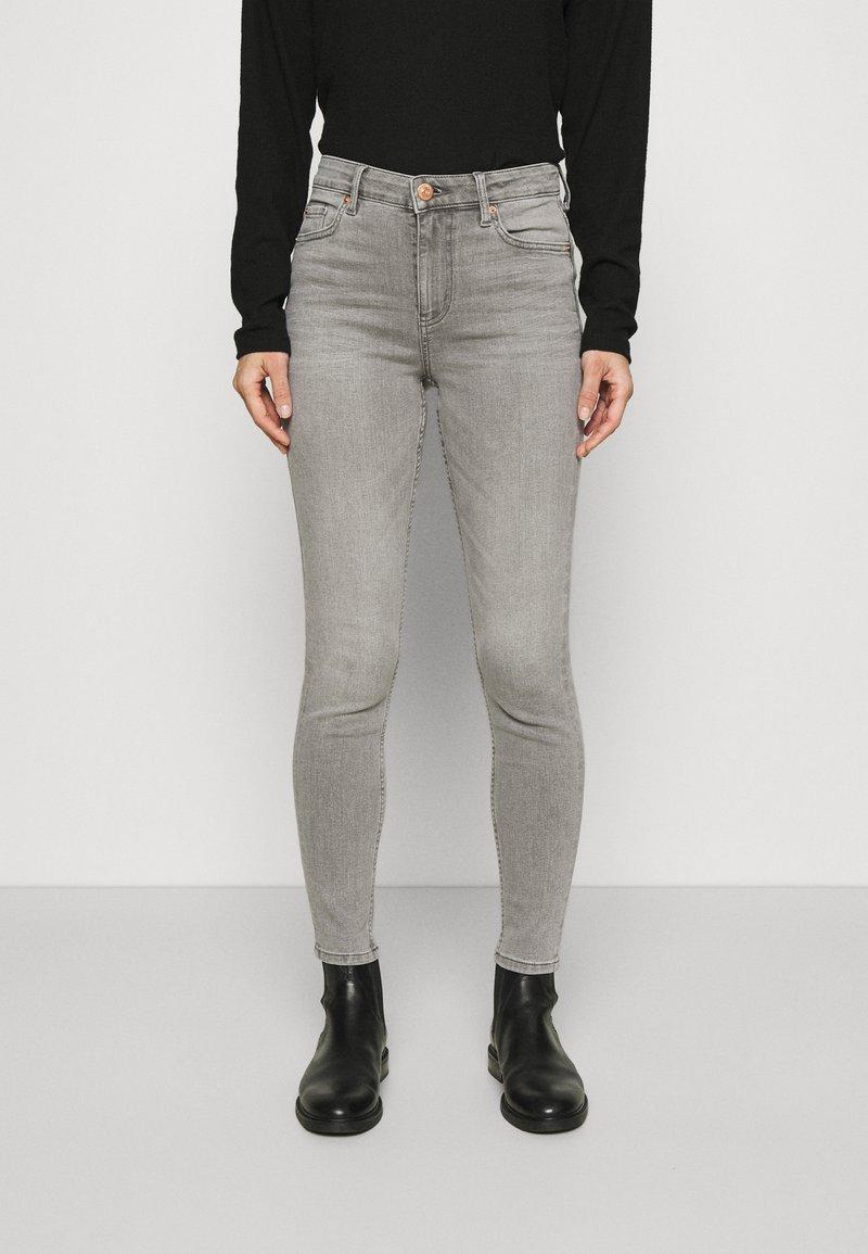 Marks & Spencer London - IVY SKINNY - Jeans Skinny Fit - grey denim