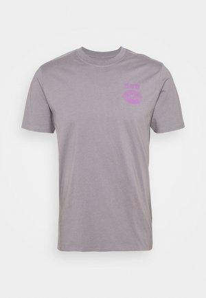 FUJI SAN UNISEX - Basic T-shirt - frost grey