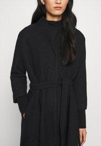 Masai - TERRA - Classic coat - black - 5