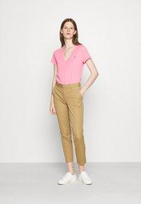 Polo Ralph Lauren - SHORT SLEEVE - Basic T-shirt - beach pink - 1