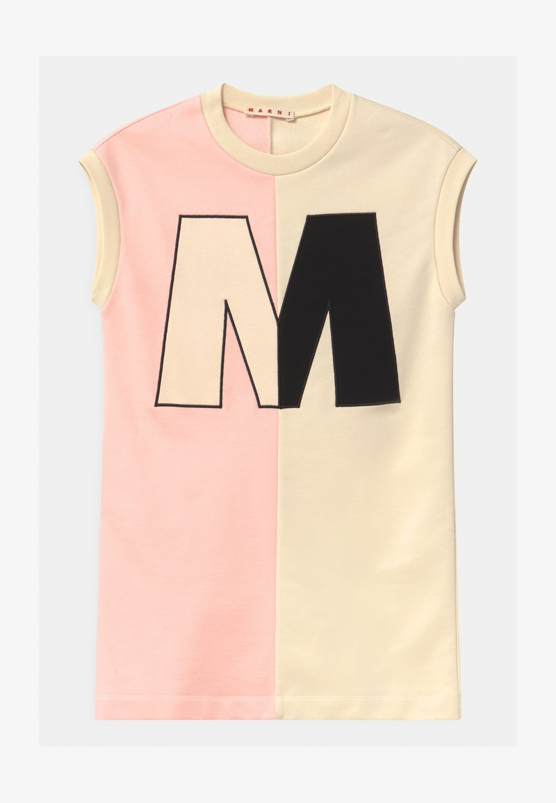 Marni - ABITO - Day dress - quartz rose