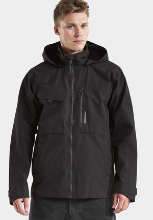 ASTON  - Summer jacket - black