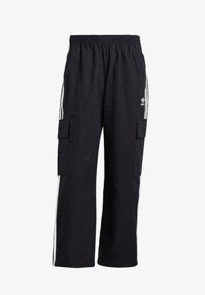 3-STRIPES  - Pantalon de survêtement - black