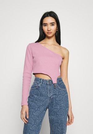 JOURNEY - Long sleeved top - light pink
