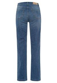 More & More - Straight leg jeans - blue denim - 1