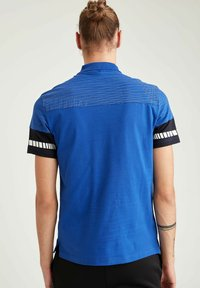 DeFacto Fit - Polo - blue - 2