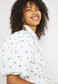 Envii - ENLEILANI SHIRT - Button-down blouse - white - 3