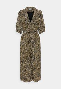 JODIS DRESS - Shirt dress - sahara dust