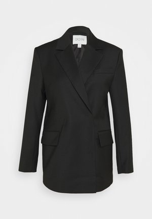 CHARLOTTE  - Krótki płaszcz - black