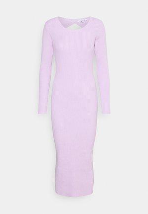 CLAIRE - Jumper dress - lilac