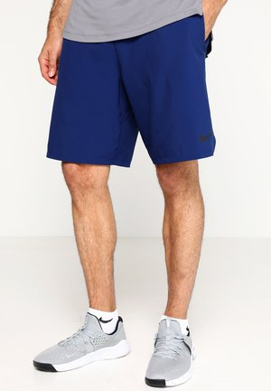 SHORT - Träningsshorts - blue void/black