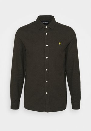 Shirt - trek green/jet black