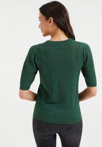 WE Fashion - Jumper - dark green - 2