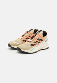 adidas Performance - TERREX VOYAGER 21 H.RDY - Hiking shoes - beige - 1