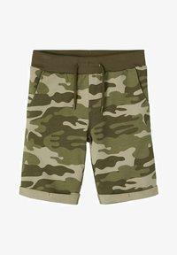 Name it - Shorts - ivy green - 0