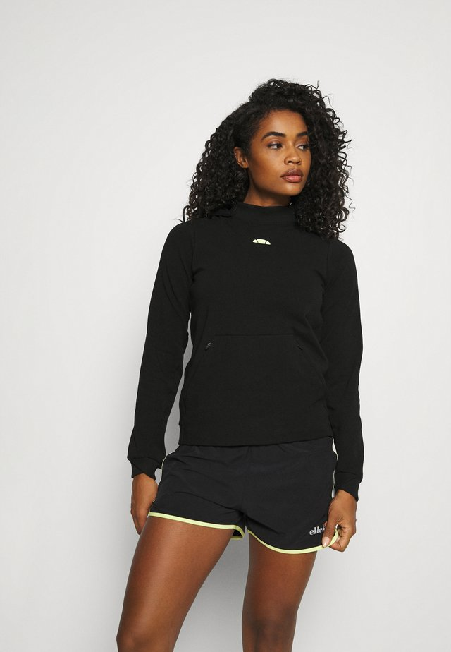 HOODY - Sweater - black