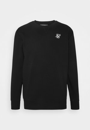 SIKSILK CREW - Bluza - black