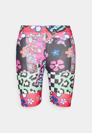 SEE YOU SOON LEGGING SHORT - Shorts - multi