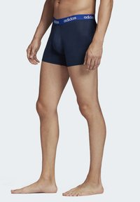 adidas Performance - CLIMACOOL BRIEFS 3 PAIRS - Pants - blue - 4