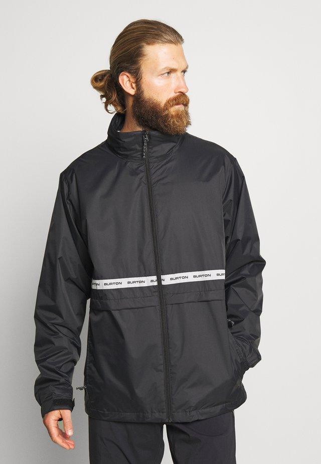 MEN'S MELTER JACKET - Snowboardjas - true black