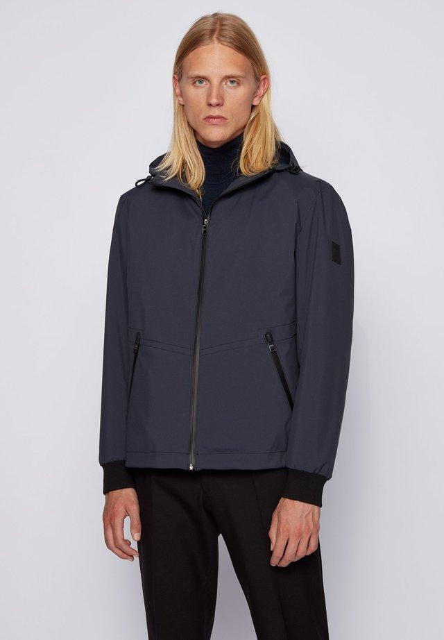 CALLERO - Winter jacket - dark blue