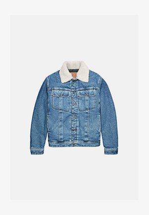 UNIKO - Giacca di jeans - medium blue