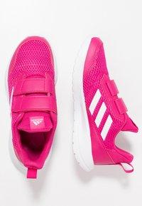 adidas Performance - ALTARUN CF - Obuwie do biegania treningowe - real magenta/footwear white - 0