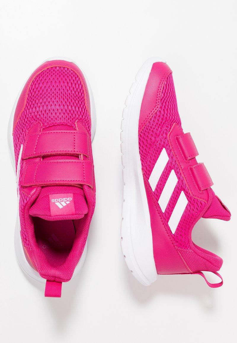 adidas Performance - ALTARUN CF - Obuwie do biegania treningowe - real magenta/footwear white