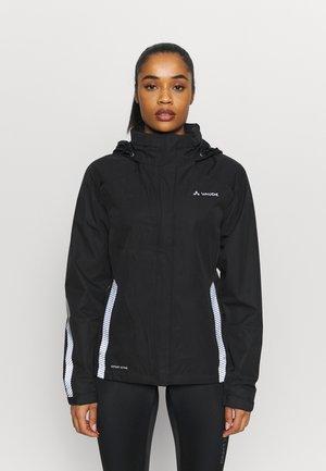 WOMEN'S LUMINUM JACKET - Giacca sportiva - black