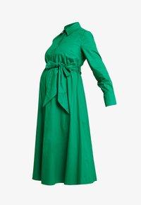 IVY & OAK Maternity - Abito a camicia - secret garden green - 6