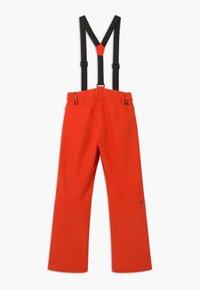 Brunotti - FOOTSTRAP BOYS - Zimní kalhoty - heat - 1