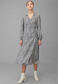 Marc O'Polo PURE - Sukienka letnia - grey, grey - 1
