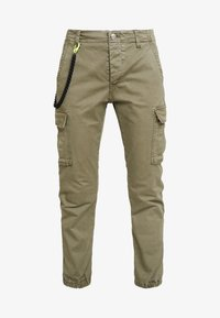 PANTS - Trousers - khaki