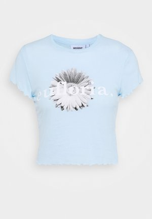 SENA  - T-shirts med print - light blue